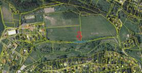 Prodej, pozemek, 418 m2, Kamenice - Těptín, okr.Praha východ