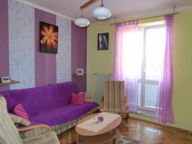 obývací pokoj (Prodej, byt 2+1, 58 m2, OV, Most, tř. Budovatelů), foto 4/16