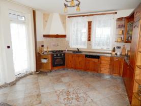 kuchyň (Pronájem, rodinný dům, Svor), foto 4/36