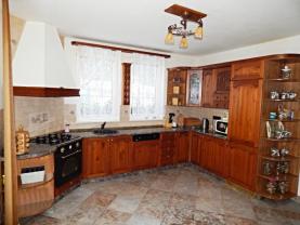 kuchyň (Pronájem, rodinný dům, Svor), foto 2/36