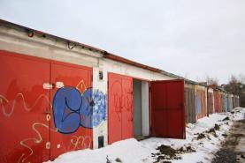 Prodej, garáž, 20 m2, Havlíčkův Brod, ul. U Cihláře