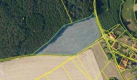 Prodej, pozemek, 12110 m2, Vračovice - Orlov