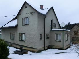 Prodej, rodinný dům 6+1, 1100 m2, Skalice