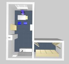 Pronájem, kancelářské prostory, 36 m2, Ostrava
