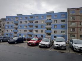 Pronájem, byt 3+1, 71 m2, Cheb, ul. Dvořákova