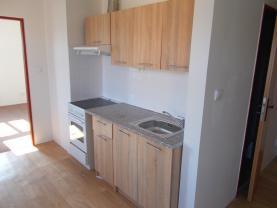 Pronájem, byt 1+1, 38 m2, Nový Bor