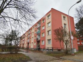 Pronájem, byt 2+1, Ústí nad Labem, ul. Stará