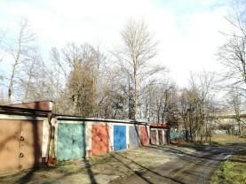Prodej, garáž, 21 m2, Ostrava - Hrabová, ul. Šídlovecká