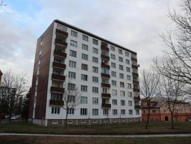 Prodej, byt 2+1, 60 m2, OV, Chomutov, ul. Matěje Kopeckého