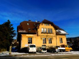 Pronájem, atypický byt, 67 m2, Liberec - Vratislavice
