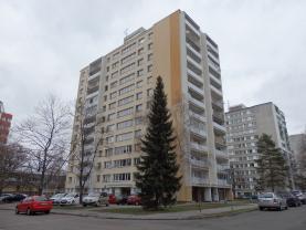 Pronájem, byt 3+1, Pardubice, ul. nábřeží Závodu míru