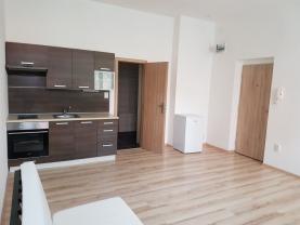 Pronájem, byt 1+kk, 29 m2, Ostrava, ul. Husova