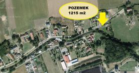 Prodej, pozemek, 1215 m2, České Meziříčí