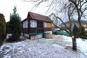Prodej, zahrada, 361 m2, Hranice