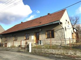 Prodej, rodinný dům 5+1, 175 m2, Nahošovice
