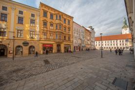 Pronájem, byt 3+2, 135 m2, Olomouc - Dolní náměstí