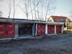 Prodej, garáž, 18 m2, Kladno, ul. Jar. Seiferta