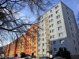 Prodej, byt 2+1, 60 m2, DV, Klášterec n/O, ul. Okružní