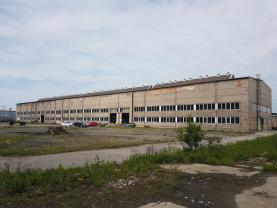 Pronájem, provozní plocha, 4500 m2, Ostrava, ul. Střádalů