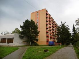 Pronájem, byt 2+1, Jindřichův Hradec, ul. sídliště Vajgar
