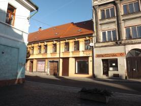Pronájem, obchod a služby, 61 m2, Frýdlant, ul. ČSA