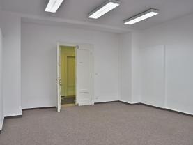 (Pronájem, kancelářské prostory, 33 m2, Praha, ul. Vodičkova), foto 3/3