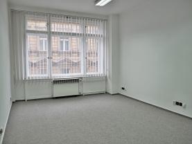 Pronájem, kancelářské prostory, 60m2, Praha, ul. Vodičkova