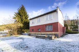 Prodej, rodinný dům 4+1, 1199 m2, Pavlovsko - Dobřív