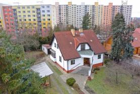 (Prodej, rodinný dům, 422 m2, pozemek 1363 m2, Praha 4), foto 2/26