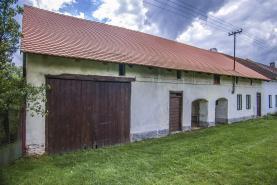 Prodej, rodinný dům, 551 m2, Labské Chrčice