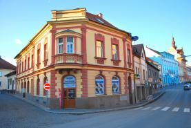Pronájem, kancelář 85 m2, nám. T.G.Masaryka, Sedlčany