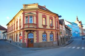 Pronájem, kancelář 32 m2, nám. T.G.Masaryka, Sedlčany