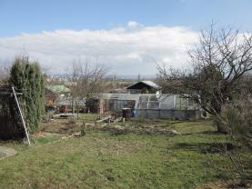 Prodej, zahrada, 394 m2, Olomouc - Slavonín