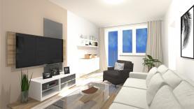 Prodej, byt 3+1, 81 m2, Praha, ul. Hrudičkova