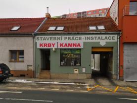 Pronájem, obchod a služby, Třebíč, ul. Brněnská