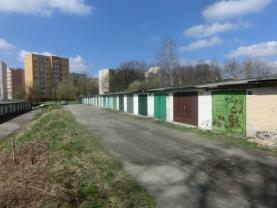 Prodej, garáž, 20 m2, Havířov, ul. Jarošova