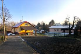Prodej, rodinný dům 4+1, Albrechtice
