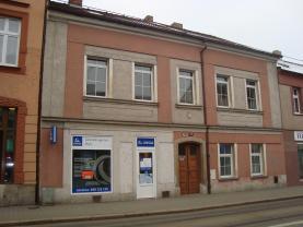 Pronájem, kancelář, 42 m2, Plzeň, ul. Slovanská