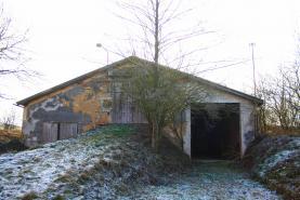 Pronájem, zemědělský objekt, 450 m2, Vilémov