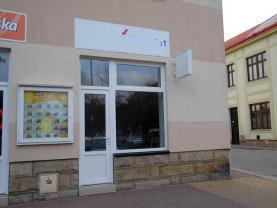 Pronájem, obchodní objekt, Jičín, ul. Podhradská