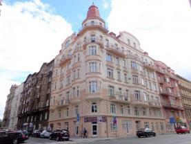 Pronájem, komerční prostory, 233 m2, Praha 5 - Smíchov
