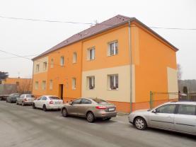 Prodej, byt 2+1, 45 m2, se zahradou, Nýřany, ul. Vančurova