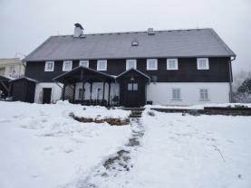 Prodej, chalupa, 1261 m2, Tisá