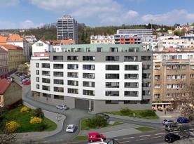 Prodej, byt 2+kk, 58 m2, Praha 5 - Košíře, novostavba