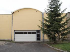 Pronájem, garáž, 25 m2, Žatec, ul. Třebízkého