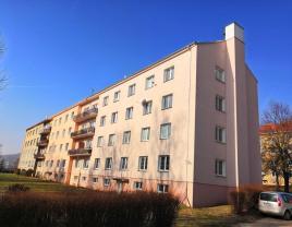 Prodej, byt 1+kk, 35 m2, OV, Litvínov, ul. Podkrušnohorská