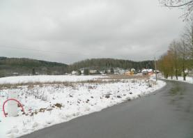 Prodej, stavební parcela, 1000 m2, okres Plzeň, Šťáhlavy