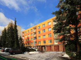 Pronájem, byt 3+1, 83 m2, Děčín, ul. Teplická