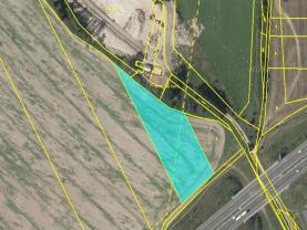 Field, 6746 m2, Nový Jičín, Bílov