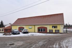 Pronájem, výrobní objekt,155 m2, Kralovice, ul. Plzeňská tř.